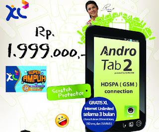 Pixcom Andro Tab 2 Harga Spesifikasi