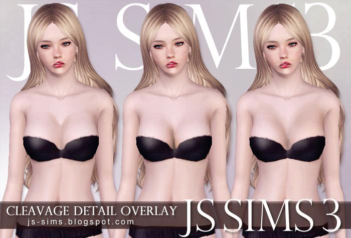 Boobs sims 4 The Sims