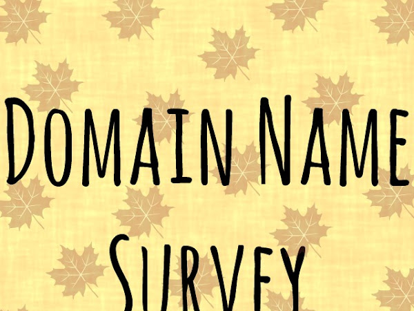 Domain Name Survey