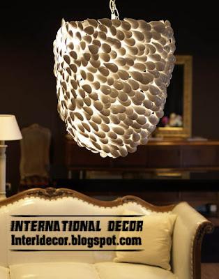 unique modern ceiling lighting lamp for living room ceilings