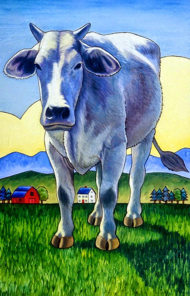 cuadros-modernos-de-vacas