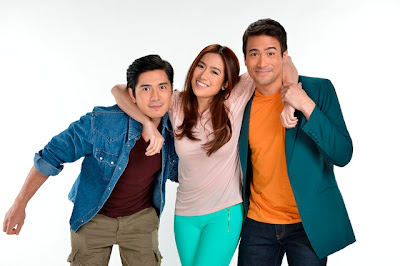 SAmGeline or PauLine? Angeline Quinto torn between Paulo Avelino and Sam Milby in Kahit Konting Pagtingin