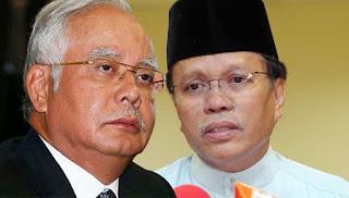 Shafie Apdal nafi terbabit komplot jatuhkan Najib
