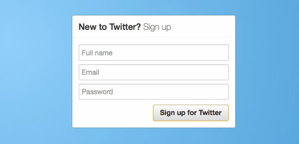 5 UX Tips for Designing More Usable Registration Forms