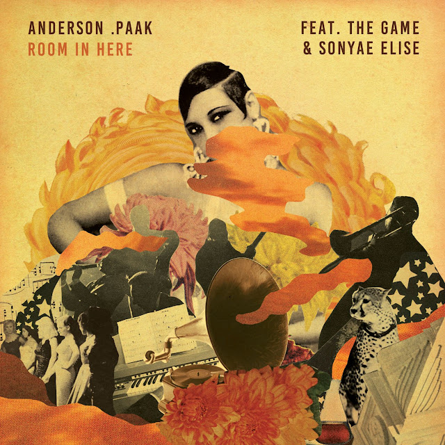 Anderson .Paak – Room in Here (feat. The Game & Sonyae Elise)