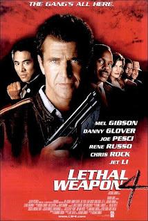 Arma letal 4 (Arma mortal 4) (Lethal weapon 4) (1998) Español Latino