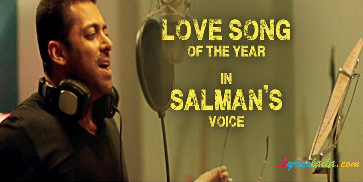 Main Hoon Hero Tera (Salman Khan) lyrics - Hero
