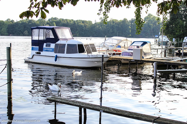 Ausflugstipp in Berlin: Tegeler See