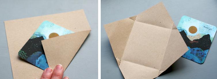 Habit Of Art Handmade Envelopes In A Jiffy