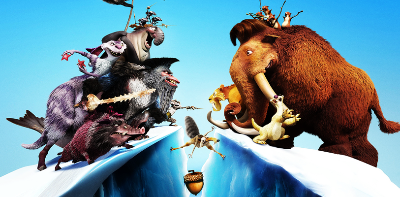 Ice Age 4 era do gelo