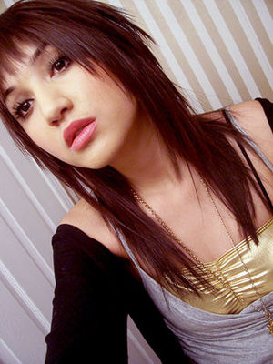asian female hairstyle. cool hairstyles for girls 2011