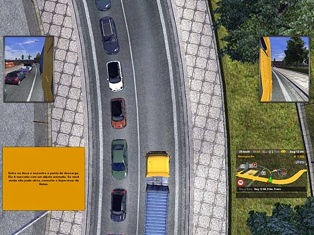 Euro Truck Simulator 2 Portable