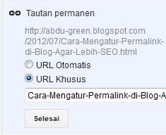 Permalink Blog