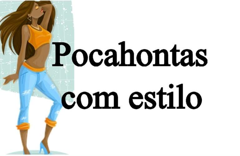 Pocahontas com estilo