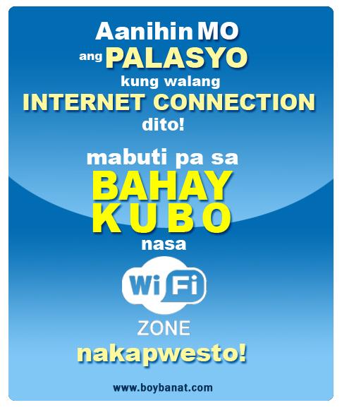 Pinoy Funny Mottos ~ Boy Banat
