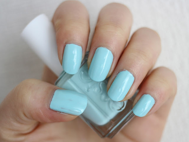 Essie mint candy apple swatches