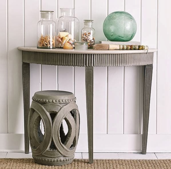 sweedish console, clearance furniture, sweedish table on sale, wisteria sale