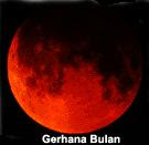 <i> Gerhana bulan </ i> Total 16 Jun 2011