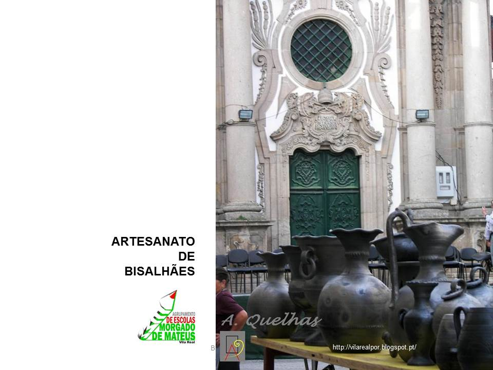 ARTESANATO DE BISALHÃES