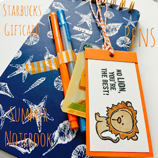Teacher Gift - Teacher Appreciation - Starbucks Giftcard
