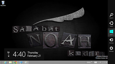Download Tema Noah Band Untuk Windows 7 Dan Windows 8