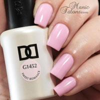 Daisy DUO Gel Polish Sweet Romance Swatch