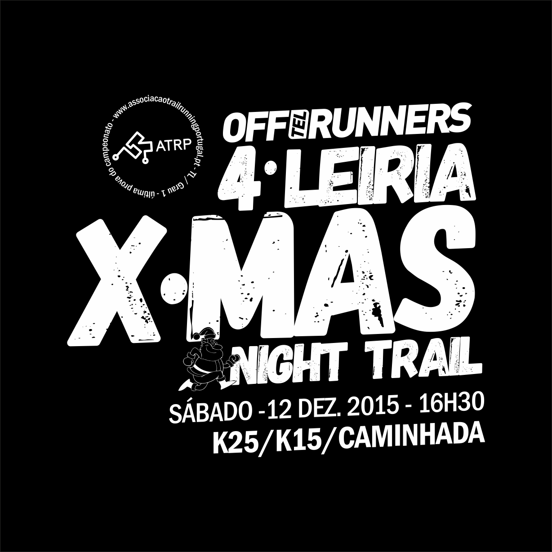 4º Leiria X-Mas Night Trail 2015