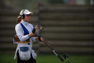 Danka Bartekova (Eslováquia) - Skeet - Tiro Esportivo
