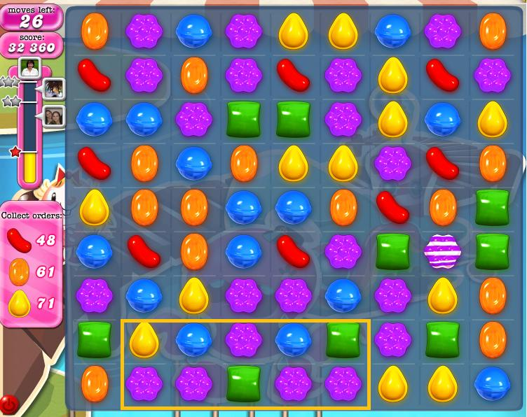 How To Beat Level 135 Of Candy Crush Saga