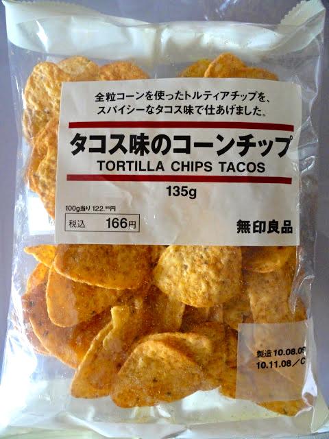 Tacos from Muji