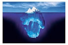 Read and Engage with the Iceberg in Mind!