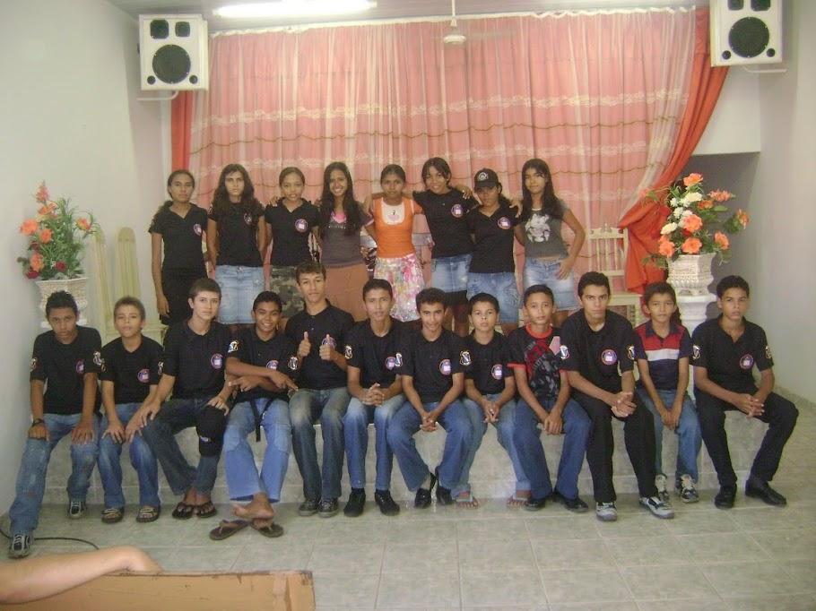 GideonitasJovens&Adolescentes para Cristo