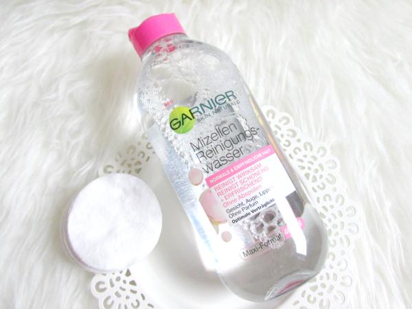 Garnier Mizellen Reinigungswasser - Inhaltsstoffe / ingredients Review