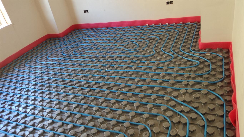 Suelo radiante for Precio instalacion suelo radiante