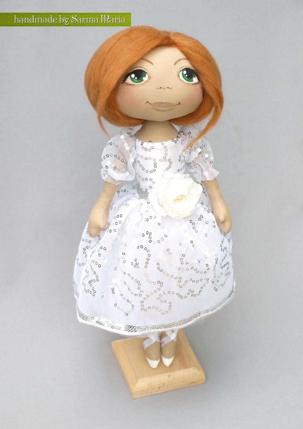 Подробный-мастер-класс как сшить вальдорфскую куклу