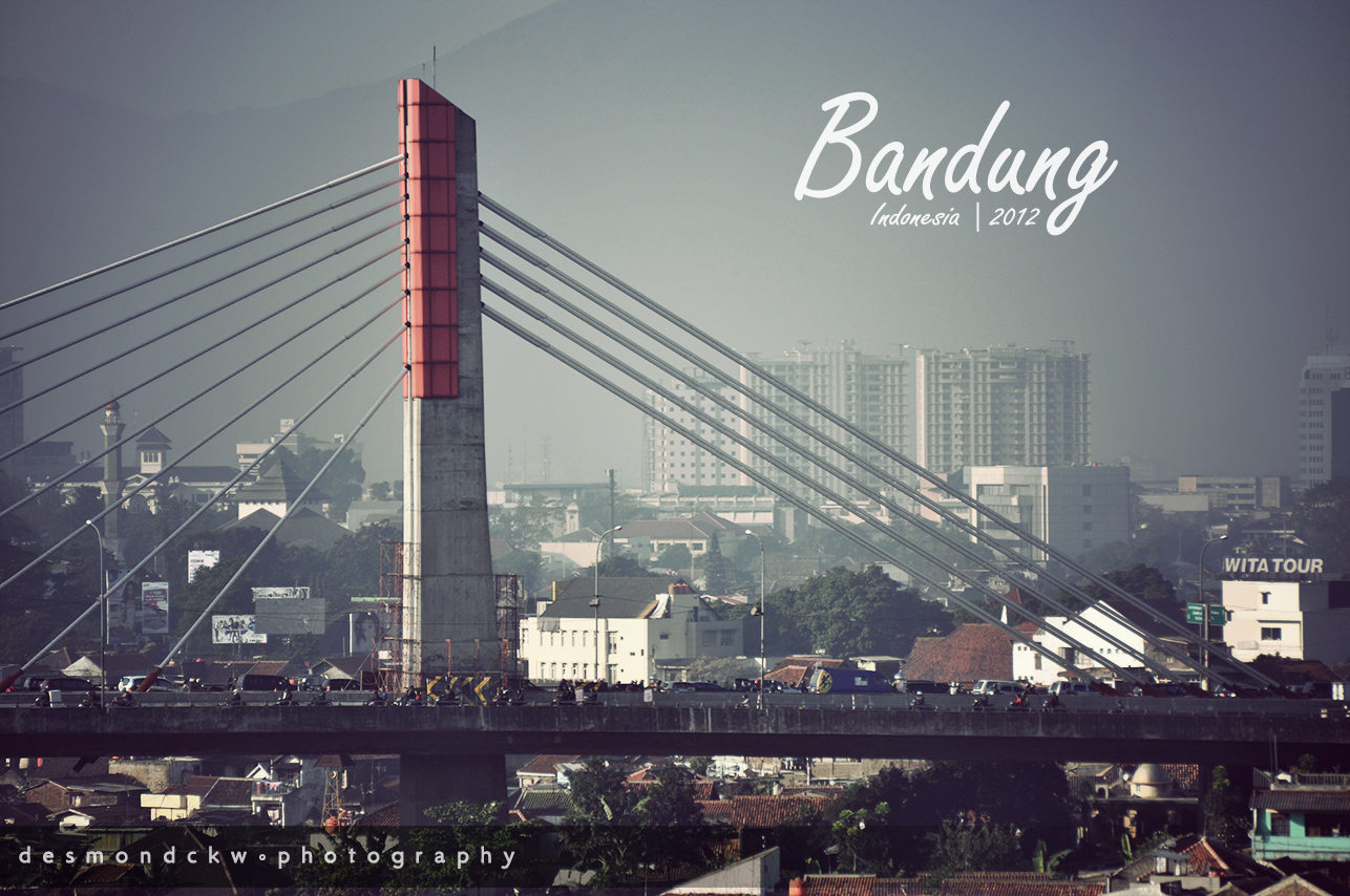 Bandung Indonesia  city images : MIS 750: About Bandung , Indonesia