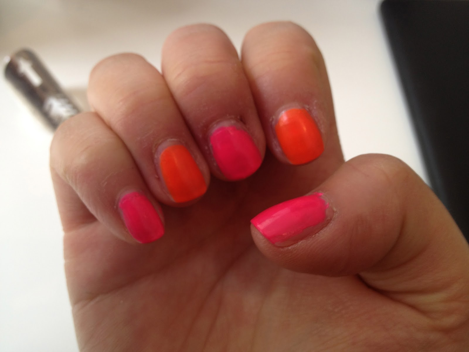 Nail Talk: Models Own Neon Collection | 9 out of ten | Beauty ...