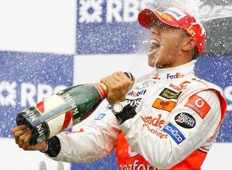 MotorSports: Race - Hamilton takes sensational Shanghai win ...