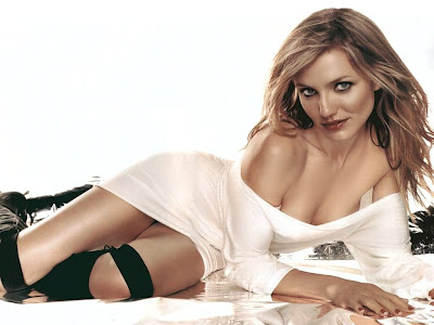 Cameron Diaz Sexy Wallpapers