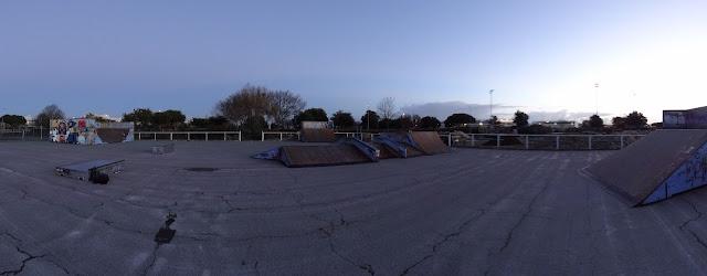 skatepark la rochelle