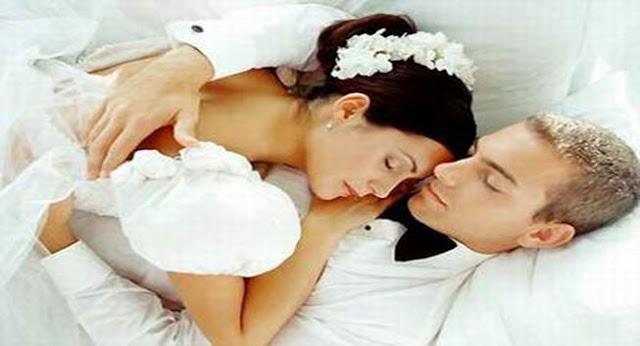 đêm tân hôn ngọt ngào