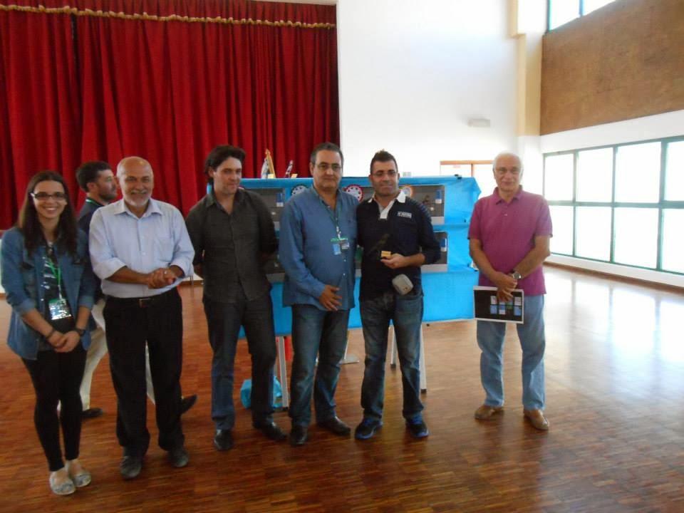 Premio do Best Arlequim Macho Poupa – Dário Oliveira