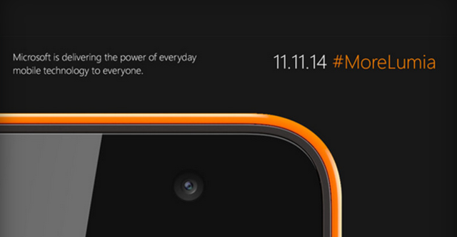 """Smartphone Lumia đầu tiên dưới """"triều đại"""" Microsoft chuẩn bị ra mắt"""