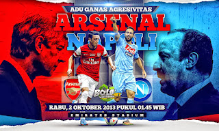 Preview: Arsenal vs Napoli