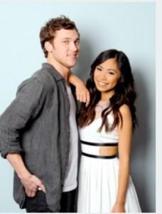 American Idol Phillip and Jessica