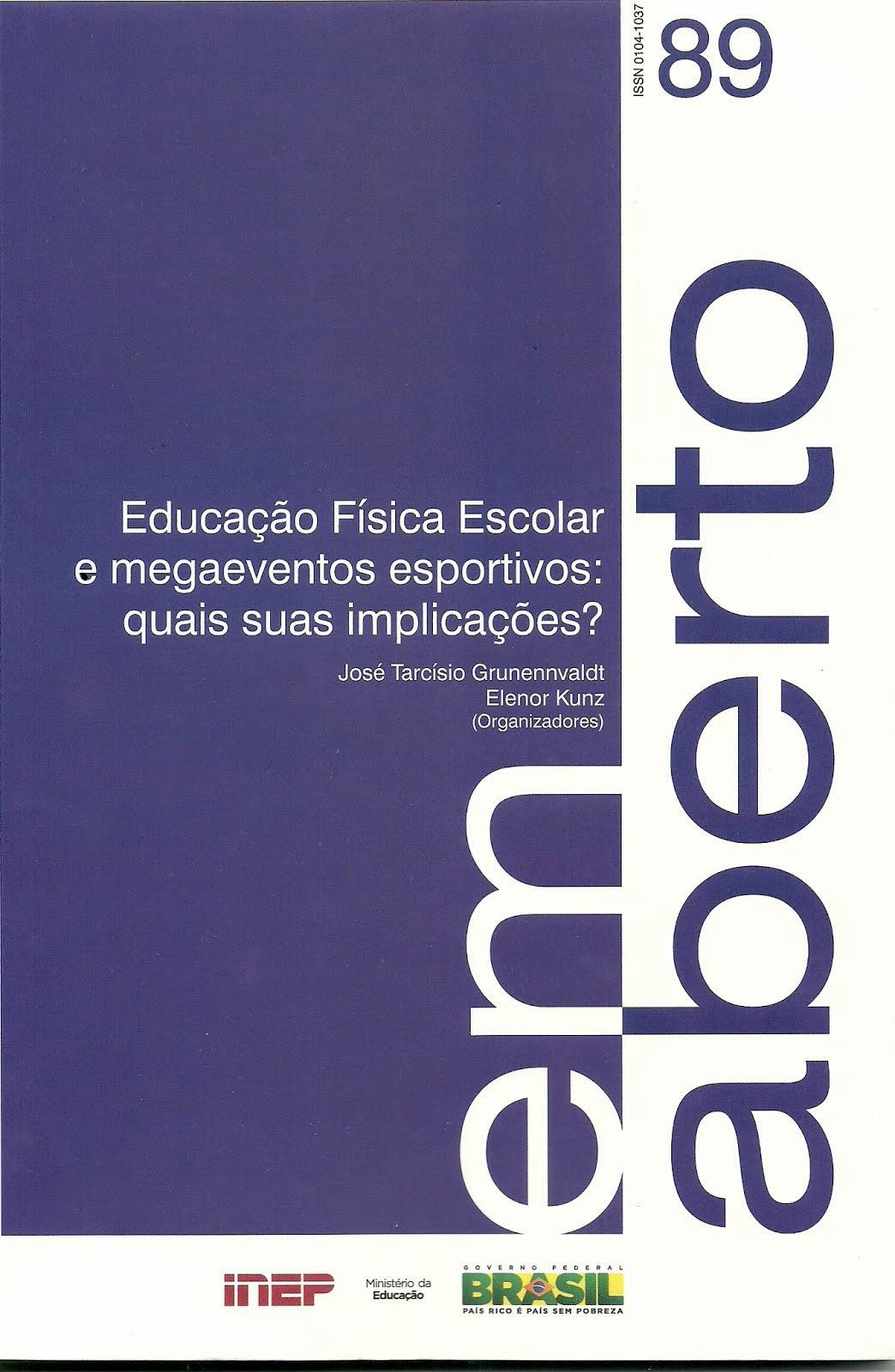 """Revista """"Em aberto"""""""