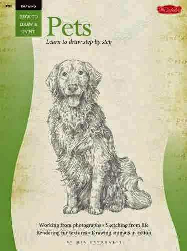 Drawing Pets: Learn to paint step by step