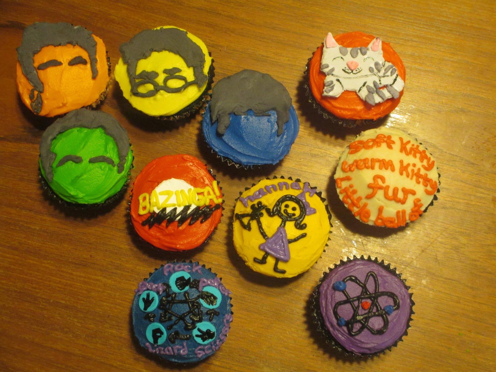 how to make cupcakes ahead of time