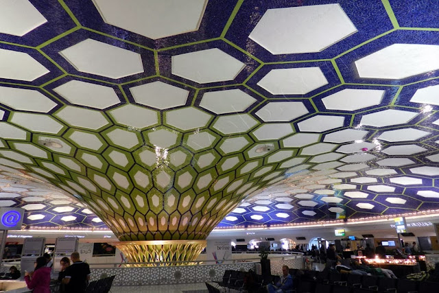 AbuDhabi International airport