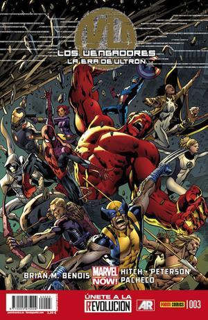 Los Vengadores: La Era de Ultrón 3